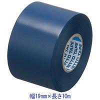 ビニルテープS 19X10 青J2574