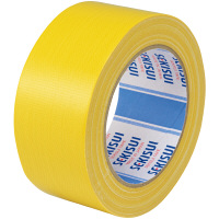 カラー布テープ No.600V 黄