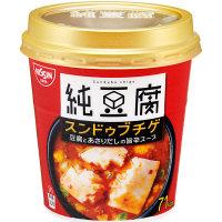 日清食品 純豆腐 スンドゥブチゲスープ 1セット(12食)