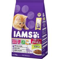 箱売アイムス12か月子猫チキン1.5kg
