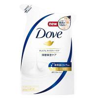 ダヴ(Dove) ボディウォッシュ(ボディソープ) プレミアム モイスチャーケア 詰め替え 360g ユニリーバ
