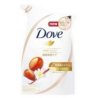 ダヴ(Dove) ボディウォッシュ(ボディソープ) リッチケア シアバター&バニラ 詰め替え 340g ユニリーバ