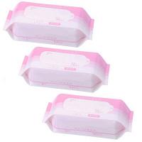 3層式プリーツマスク ピンク 1セット(50枚入×3パック) 帝人フロンティア