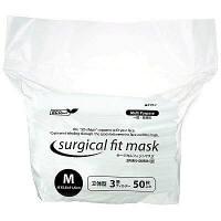 サージカルフィットマスク立体3層 50枚