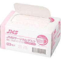 JMSサージカルマスク スモール ピンク 1箱(50枚入) ジェイ・エム・エス 小さめ 日本製