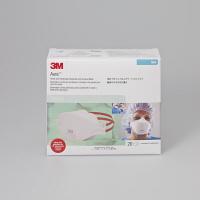 3M Aura N95微粒子マスク 3層式 1箱(20枚入) スリーエム ジャパン
