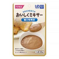 ホリカフーズ おいしくミキサー 鯖の味噌煮 1箱(12袋入)