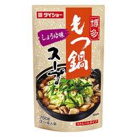 ダイショー 博多もつ鍋スープしょうゆ味