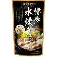 ダイショー 博多水炊きスープ