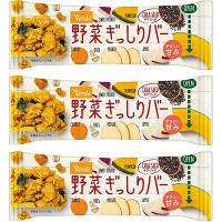 ヴェルデ 野菜ぎっしりバー やさしい甘み キューピー 1セット(3本)