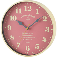 ノア精密 カフェコンフォータブル 掛時計
