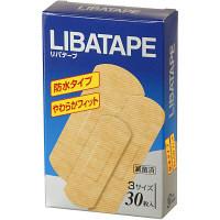 防水やわらかフィット 3サイズ 1箱(30枚入) リバテープ製薬