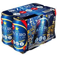 サッポロ 極ZERO  350ml 6缶