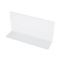 オープン工業 仕切板(透明) PE-3 1セット(10枚入) (取寄品)
