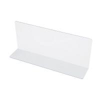 オープン工業 仕切板(透明) PE-5 1セット(10枚入) (取寄品)