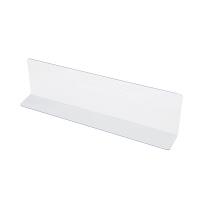 オープン工業 仕切板(透明) PE-6 1セット(10枚入) (取寄品)