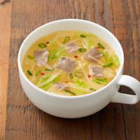 無印良品 食べるスープ 牛肉と葱のテールスープ 38969471 良品計画 <化学調味料不使用>