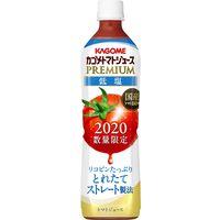 【キャンペーン品】カゴメ トマトジュースプレミアム 低塩スマートPET 720ml 1セット(5+1本)