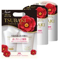 【数量限定】TSUBAKI(ツバキ)ダメージケア ポンプペア+詰め替えセット 資生堂