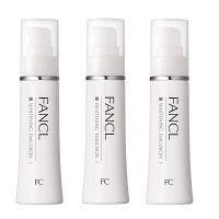 FANCL(ファンケル) ホワイトニング 乳液 I さっぱり<医薬部外品> 30mL 3本セット