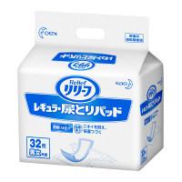 リリーフ 病院施設用 レギュラー尿とりパッド 1箱(32枚×6パック入) 業務用 大人用紙おむつ 花王 (取寄品)