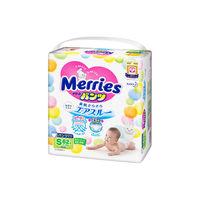 Merries(メリーズ) パンツ S 4~8kg 62枚 さらさらエアスルー 花王