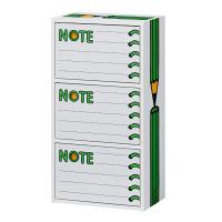白井産業 組立簡単ボックスEK-cube3ドア ペンシル緑 (直送品)
