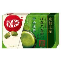 【ご当地】キットカット伊藤久右衛門抹茶