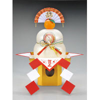 佐藤食品工業 サトウの鏡餅 切り餅入り大 3160904 1個