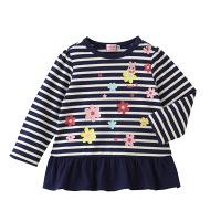 ミキハウスホットビスケッツ Tシャツ 紺 100cm 73-5208-971 1枚