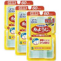 糸ようじ(60本入) 3個
