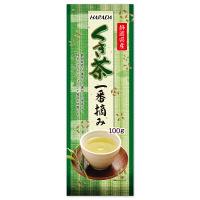 ハラダ製茶 くき茶一番摘み 1袋(100g)
