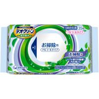デオクリーン除菌お掃除ウェット詰替35枚