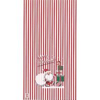 OPPバッグ プレゼントサンタ赤 S 1冊(50枚)袋入【クリスマス】 (取寄品)