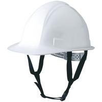 TOYO SAFETY(トーヨーセフティー) ヘルメット(インナー付) ABS樹脂 白 頭囲/53cm~61cm NO.170F