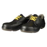 DONKEL Dynasty SD(ドンケル ダイナスティSD) 静電安全靴 二層底 ブラック 25.5cm(3E) D5001S 1足 (直送品)