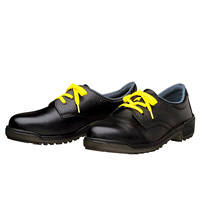 DONKEL Dynasty SD(ドンケル ダイナスティSD) 静電安全靴 二層底 ブラック 27.0cm(3E) D5001S 1足 (直送品)