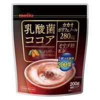 名糖産業 乳酸菌ココア 1袋(200g)