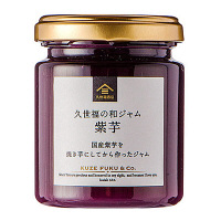 久世福商店 和ジャム 紫芋 125g 1個