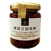 久世福商店 久世福 韓国万能味噌 140g 1個