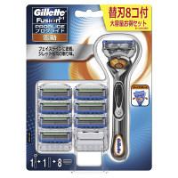 【数量限定】ジレット プログライド フレックスボール パワー 電動 本体+替刃8個付 髭剃り P&G