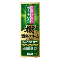 ディープクリーン撰 濃密クリームハミガキ 100g 花王 歯磨き粉