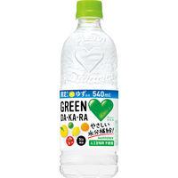 サントリー GREEN DA・KA・RA(グリーン ダカラ)(冷凍兼用ボトル)540ml 1セット(48本)