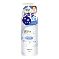 ビフェスタ 泡洗顔 ブライトアップ 180g マンダム