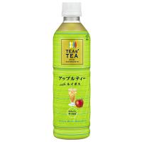 伊藤園 TEAS'TEA NEW AUTHENTIC アップルティーwith ルイボス 450ml 1箱(24本入)