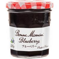 ボンヌママン ブルーベリージャム 225g 1個 エスビー食品