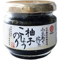 タケサン 無添加 小豆島で炊いた柚子こしょうのり( 伊勢産海苔と九州産柚子胡椒) 1個