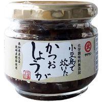 タケサン 無添加 小豆島で炊いたかつおしょうが(高知県産生姜と枕崎産鰹節) 1個