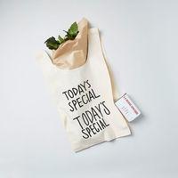 TODAYS SPECIAL(トゥデイズスペシャル) ミニマルシェバッグ 1個