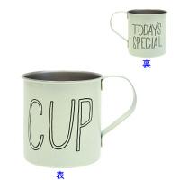 TODAYS SPECIAL(トゥデイズスペシャル) ステンレスマグ CUP 1個